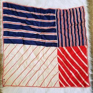 Vintage Vera Neumann scarf gold piece collection